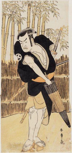 Katsukawa Shunsho: Actor Ôtani Tomoemon - Museum of Fine Arts