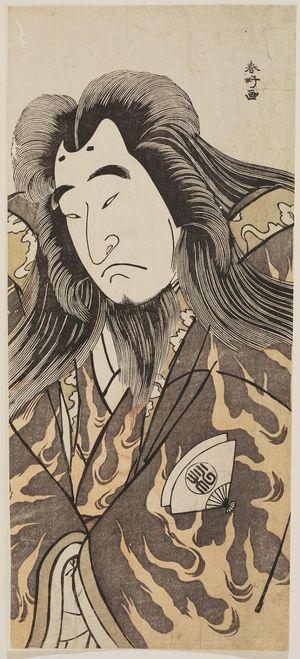 Katsukawa Shunko: Actor Onoe Matsusuke as the Ghost of Ôto no Miya - Museum of Fine Arts