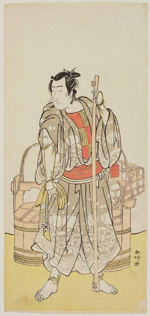 Katsukawa Shunko: Actor - Museum of Fine Arts