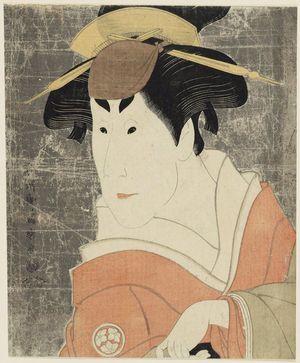 Toshusai Sharaku: Actor Osagawa Tsuneyo II - Museum of Fine Arts