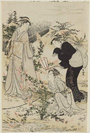 窪俊満: The Six Jewel Rivers (Mu Tamagawa) - ボストン美術館