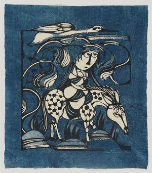 Watanabe Sadao: Escape - Museum of Fine Arts