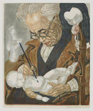 Sekino Jun'ichiro: The Doll-maker - Museum of Fine Arts