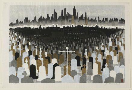 Sekino Jun'ichiro: Graveyard and New York - Museum of Fine Arts