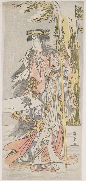 Katsukawa Shunsen: Actor - Museum of Fine Arts