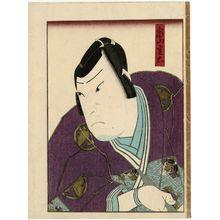 Hasegawa Munehiro: Actor as Hatakeyama Shigetada - ボストン美術館