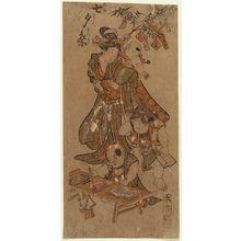 Urakusai Nagahide: The Tanabata Festival (Tanabata matsuri) - Museum of Fine Arts