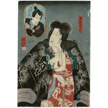 Utagawa Kuniyoshi: Actors - Museum of Fine Arts