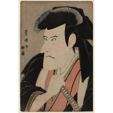 Utagawa Toyokuni I: Actor Ichikawa Komazo II - Museum of Fine Arts