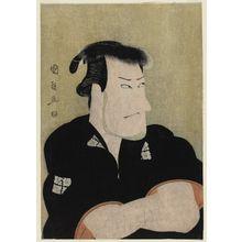 歌川豊国: Actor Matsumoto Kôshirô V as Awa no Jûrôbei - ボストン美術館