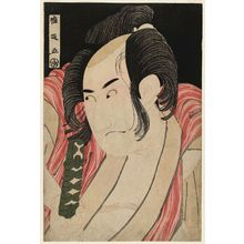 Utagawa Kunimasa: Actor Ichikawa Omezô - Museum of Fine Arts