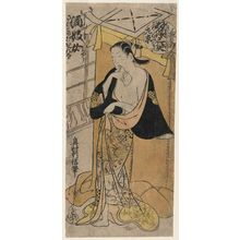 奥村利信: A Woman Fond of Sake - ボストン美術館