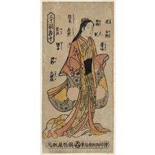 Nishimura Shigenobu: The 32 Physiognomical Signs - Museum of Fine Arts