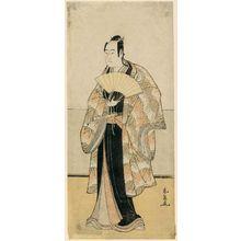 Katsukawa Shunsen: Actor Sawamura Sôjûrô - Museum of Fine Arts