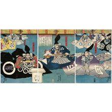 Utagawa Sadahide: Japanese print - Museum of Fine Arts