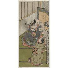 Kitao Shigemasa: A Struggle - Museum of Fine Arts
