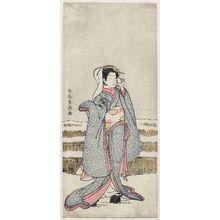 Kitao Shigemasa: Actor Segawa Kikunojô III - Museum of Fine Arts