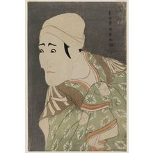 東洲斎写楽: Actor Morita Kan'ya VIII as the Palanquin-bearer Uguisu no Jirôsaku - ボストン美術館