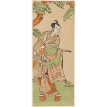Ippitsusai Buncho: Actor Nakamura Jûzô II - Museum of Fine Arts