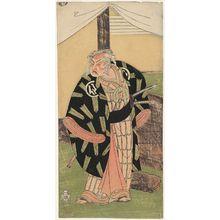 勝川春章: Actor Nakamura Sukegorô II - ボストン美術館