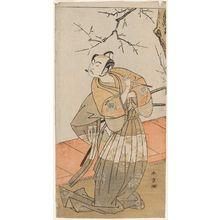 Katsukawa Shunsho: Actor Ichikawa Yaozô - Museum of Fine Arts