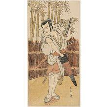 Katsukawa Shunsho: Actor Ôtani Hiroji? - Museum of Fine Arts