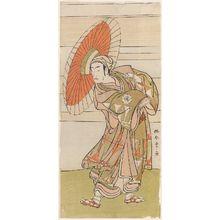 Katsukawa Shunsho: Actor Matsumoto Kôshirô IV - Museum of Fine Arts