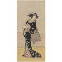 Katsukawa Shunsho: Actor Iwai Hanshirô IV - Museum of Fine Arts
