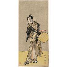 Katsukawa Shunsho: Actor Ichikawa Danjûrô V as Kakogawa Honzô - Museum of Fine Arts