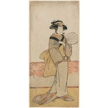 Katsukawa Shunsho: Actor Nakamura Rikô - Museum of Fine Arts