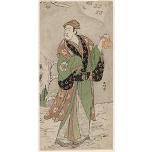 Katsukawa Shunko: Actor Matsumoto Kôshirô IV - Museum of Fine Arts