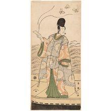 Katsukawa Shun'ei: Actor Sawamura Sôjûrô - Museum of Fine Arts