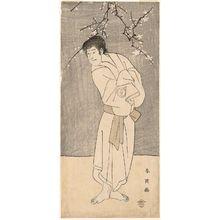 Katsukawa Shun'ei: Actor Sawamura Sôjûrô III - Museum of Fine Arts