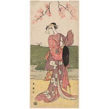 Katsukawa Shun'ei: Actor Nakayama Tomisabûrô - Museum of Fine Arts