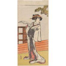Katsukawa Shunko: Actor Segawa Kikunojô III - Museum of Fine Arts