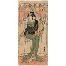 Katsukawa Shunjô: Actor Iwai Hanshirô - ボストン美術館
