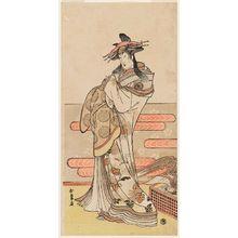 Katsukawa Shunjô: Actor Segawa Kikunojô III - ボストン美術館