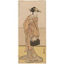 Katsukawa Shunsen: Actor Arashi Murajiro - Museum of Fine Arts