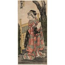 Unknown: Actor Sawamura Tanosuke II - Museum of Fine Arts
