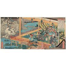 Fukao Hokui: Taira Kiyomori - Museum of Fine Arts