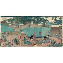 Yoshifuji: Genkô nenchû Kusunoki Masashige... - Museum of Fine Arts