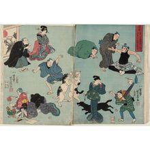 Utagawa Yoshifusa: Japanese print - Museum of Fine Arts