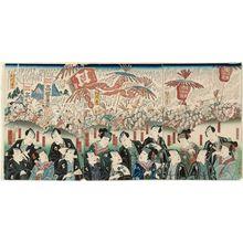 Utagawa Yoshitora: Actors - Museum of Fine Arts