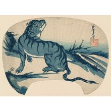 Utagawa Yoshitora: Tiger - Museum of Fine Arts