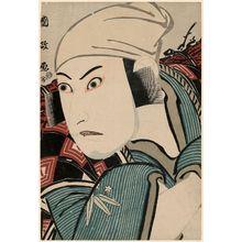 Utagawa Kunimasa: Actor Ichikawa Yaozô III - Museum of Fine Arts