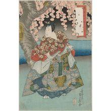 Hasegawa Sadanobu I: Actor Kataoka Gadô II as Yodoya Tatsugorô - Museum of Fine Arts