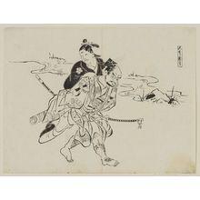 奥村政信: Omori Yotaka - ボストン美術館