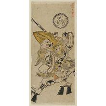 Torii Kiyonobu I: Actor Mizuki Tatsunosuke I - Museum of Fine Arts