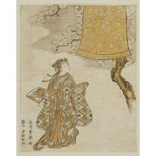 Ishikawa Toyonobu: Dancer and Bell of Dôjô-ji Temple - Museum of Fine Arts