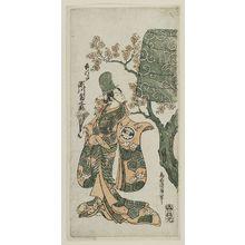 Torii Kiyohiro: Actor Segawa Kikunojo II as Renri - Museum of Fine Arts